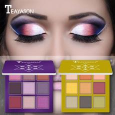 Eye Shadow, Beauty, Waterproof, Makeup