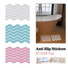 Bath, Shower, bathtubsafetystripssticker, nonslipshowersticker