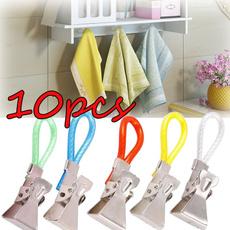 Bathroom, Towels, towelhangingclip, Clip