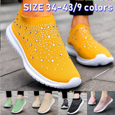 loafersforwomen, Sparkly, lightweightshoe, Flats shoes