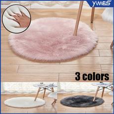 woolen, sheep skin, bedroomcarpet, antiskidrug