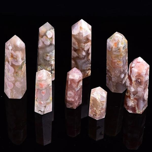 Beautiful, crystalpoint, polished, PC