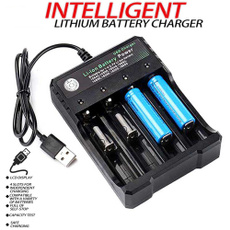 slots, 220, Rechargeable, 18650