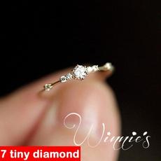 girlyring, fashionjewelryring, DIAMOND, wedding ring