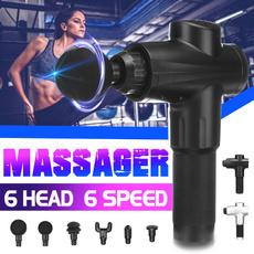 backmassager, fasciagun, musclemassager, Fitness