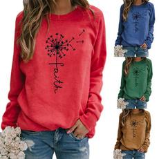 Fashion, Long Sleeve, winter fashion, faithshirt