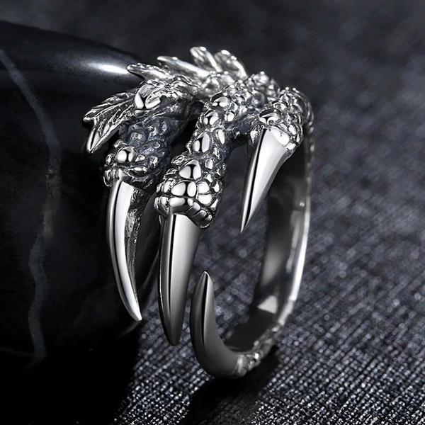 Fashion, dragonring, dragon, rings for women