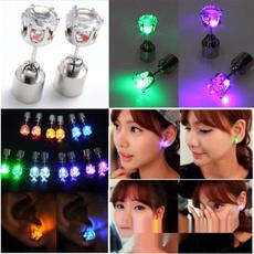 luminescence, Bar, Jewelry, Stud Earring