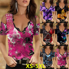 butterfly, Summer, Plus Size, Lace