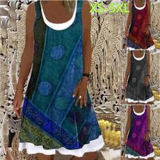 Sleeveless dress, dressesforwomen, Summer, Dresses
