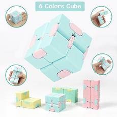 macaron, cube, Infinity, Gifts