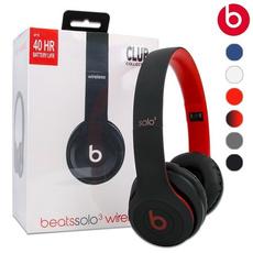 Headset, Bluetooth, black, wireless