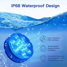 ledpoollight, led, Garden, Waterproof