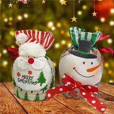 cute, Christmas, Gifts, Gift Bags