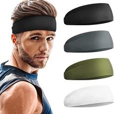sweatabsorbentband, Basketball, Cycling, exerciseheadband