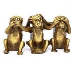 Copper, monkey, cheapstatuessculpture, highqualityhomegarden