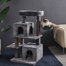 cathouse, catclimbingframe, catfurniture, Home & Living