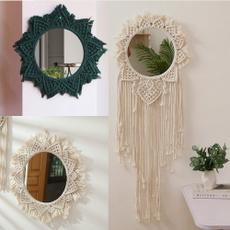 livingroomdecal, Mirrors, wallmirror, Glass