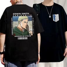 Summer, Fashion, Graphic T-Shirt, Harajuku