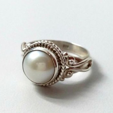 Beautiful, whiteornament, DIAMOND, Jewelry