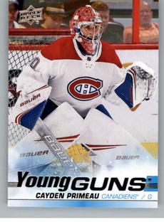 201920hockeycard, montrealcanadien, caydenprimeau, Nhl
