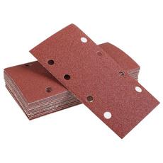 Wood, sandingblock, Tool, 93x185mmsandpaper