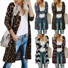 casual coat, cardigan, knitted sweater, Sleeve