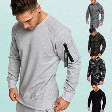 zipperdecoration, Fashion, men's clothes, Casual