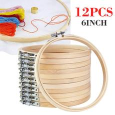 needlecrafthoop, sewingtool, embroideryhoop, Ювелірні вироби