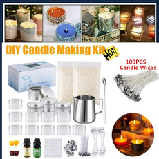 candlemakingkit, diycandlemaking, Candles & Holders, candlemakingset
