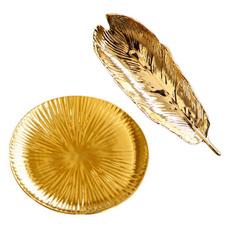 golden, leaf, jewelrydisplaysforshow, Earring