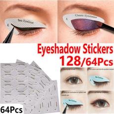 Eye Shadow, stencil, eye, Beauty