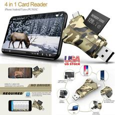 Card Reader, trailcameraviewer, Outdoor, cardreaderforiphone