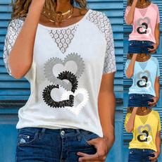 Summer, Vest, Fashion, Heart