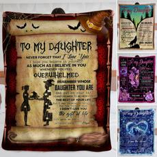 blankettomydaughter, Love, Gifts, halloweengift