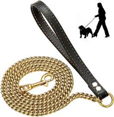 Jewelry, gold, golddogleash, Pets