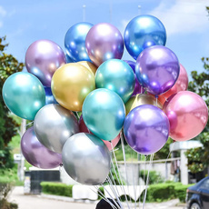 Shower, Laser, latex, Balloon