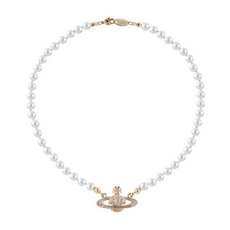 Necklace, DIAMOND, Jewelry, Crystal