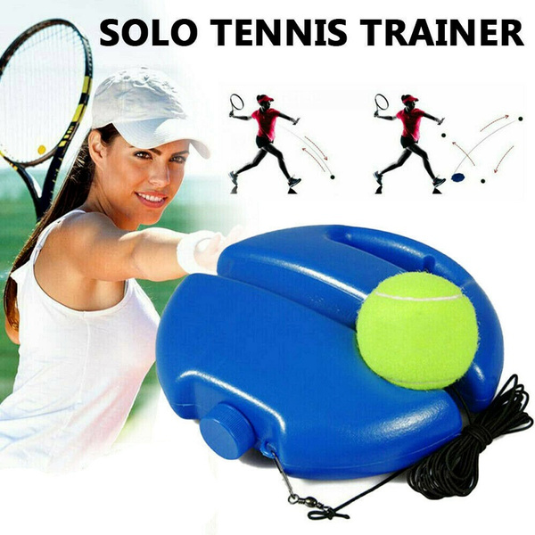selfstudytennisdevice, retractable, Sports & Outdoors, Heavy Duty