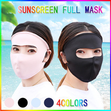 sunscreenbelt, Summer, breathablesunscreenmask, uvprotectionmask