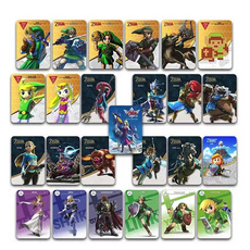 amiibonfc, Video Games, thelegendofzelda, Zelda