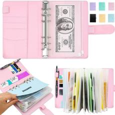 cashplannerorganizer, leathernotebook, leather, cashbinder