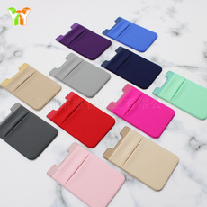 mobilephonebackstickcardcover, Elastic, Bags, Mobile