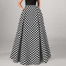 Summer, summer skirt, Umbrella, dressforwomen