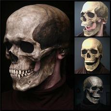 Head, totenkopfmaske, horrormask, skull