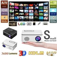 Hdmi, Mini, projector, projectorlight