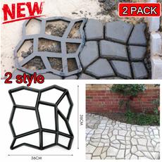 mould, concretemix, Garden, flooring