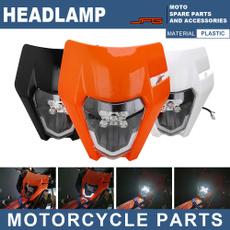 motorcycleaccessorie, Head, universalheadlightmotorcycle, motorcrossheadlight