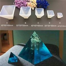 decorationmould, jewelrymakingtool, pyramid, Jewelry