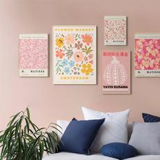 Decor, Flowers, Wall Art, flowermarket